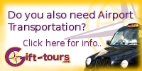 London gift-tours Airport transfer
